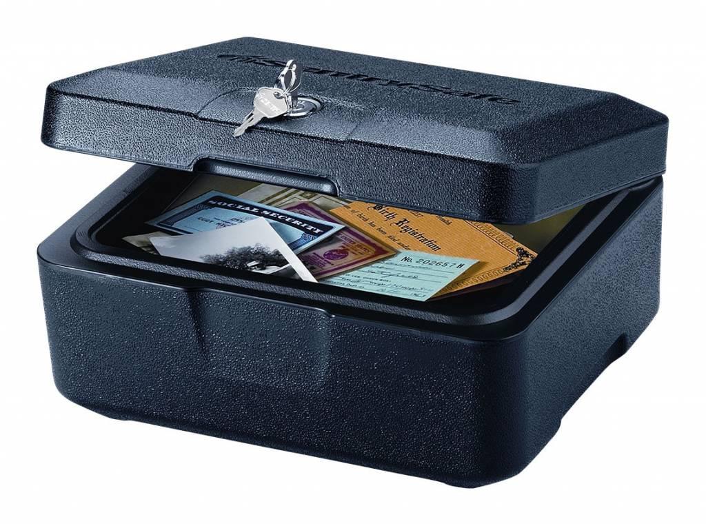 0500 vuurbestendige documentkoffer Brandwerende Box (kleine)