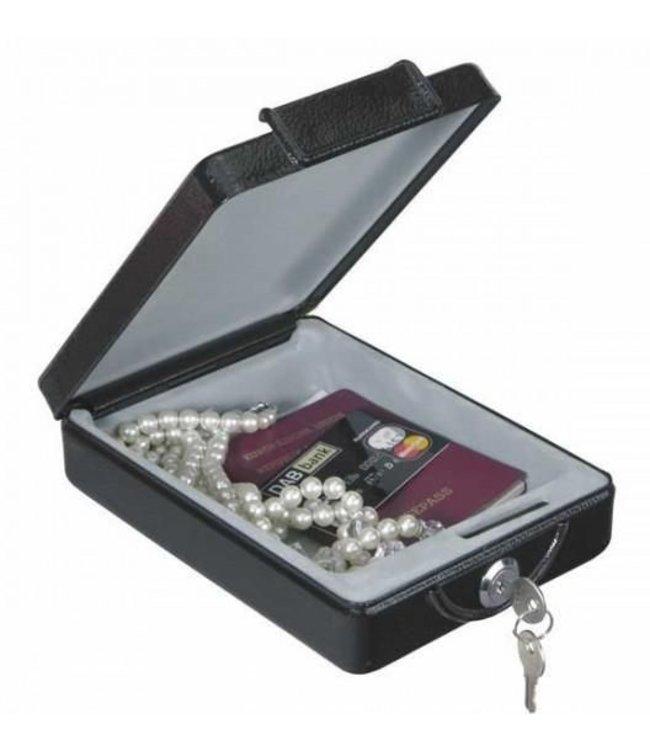 Rottner Tresor Autokluis Travel-Safe (autokluis) + houder