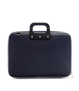 Bombata Classic Laptoptas 15,6 inch Donker Blauw