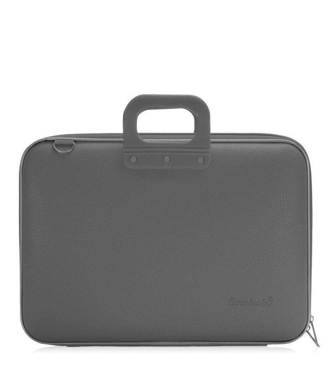 Bombata Classic Laptoptas 15,6 inch Antraciet
