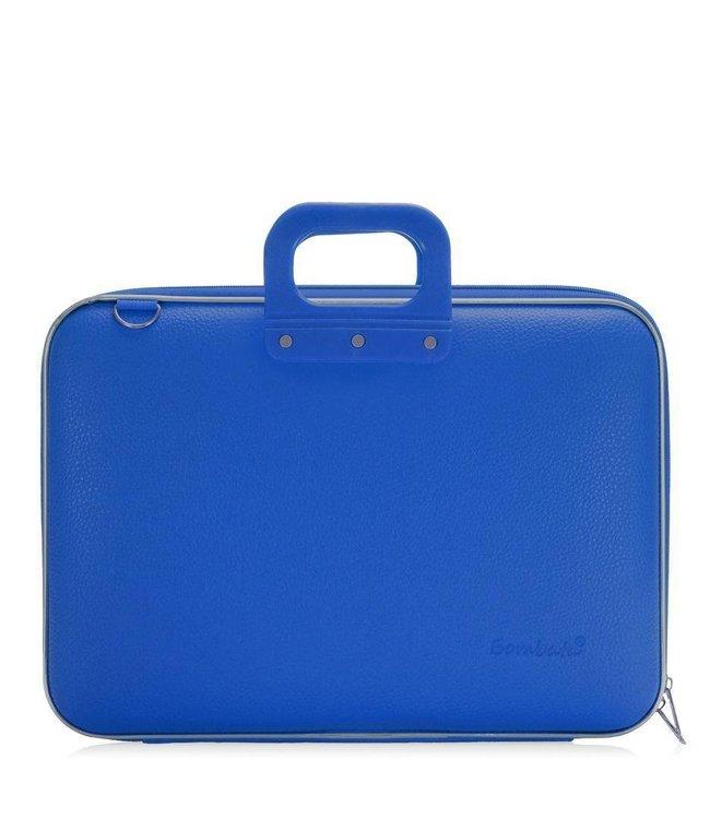 Bombata Classic Laptoptas 15,6 inch Cobalt Blauw