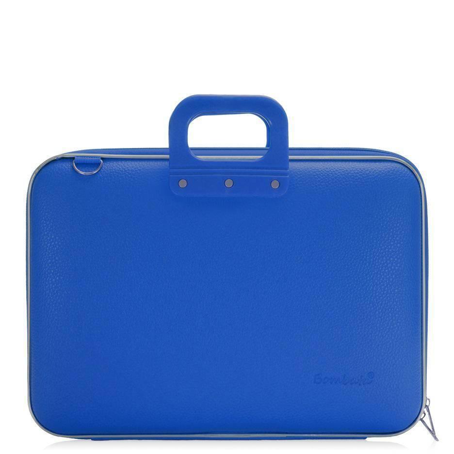 Classic Laptoptas 15,6 inch Cobalt Blauw