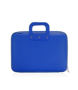Bombata Medio Laptoptas 13 inch Cobalt Blauw