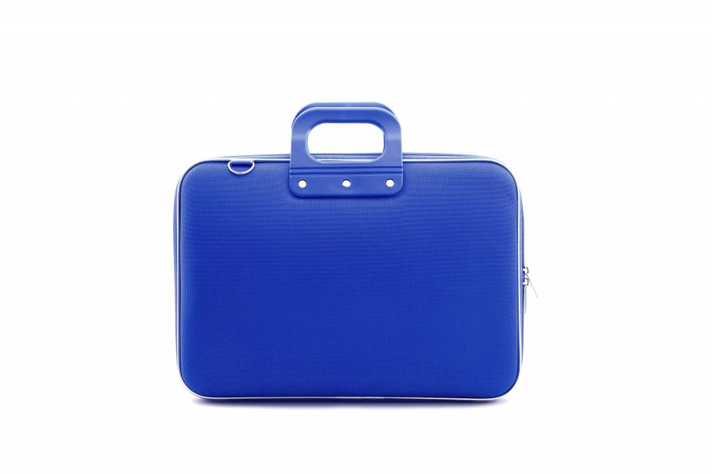 Nylon Laptoptas 13 inch Cobalt Blauw