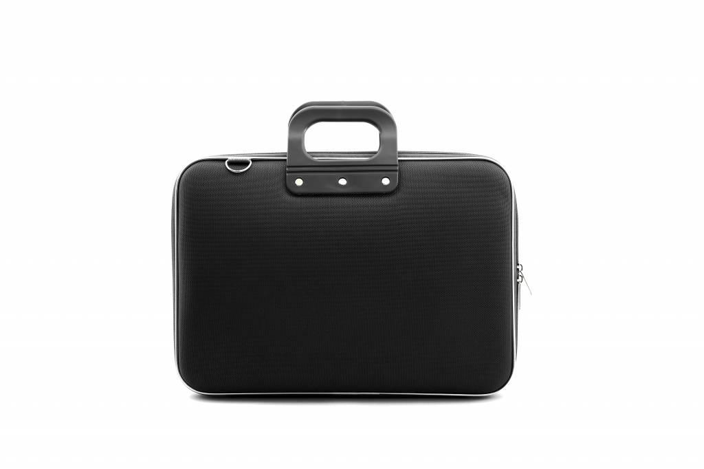 Nylon Laptoptas 15,6 Inch Zwart