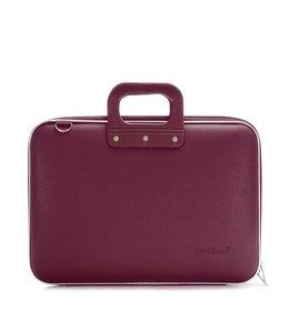 Bombata Classic Laptoptas 15,6 inch Pruim/Paars