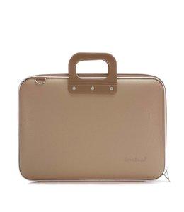 Bombata Maxi Laptoptas 17,3 Inch Grijs/Bruin