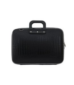 Bombata Cocco Laptoptas 17,3 Inch Zwart Mat