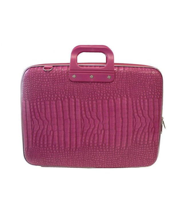 Bombata Cocco Laptoptas 13 inch Dark Pink Mat