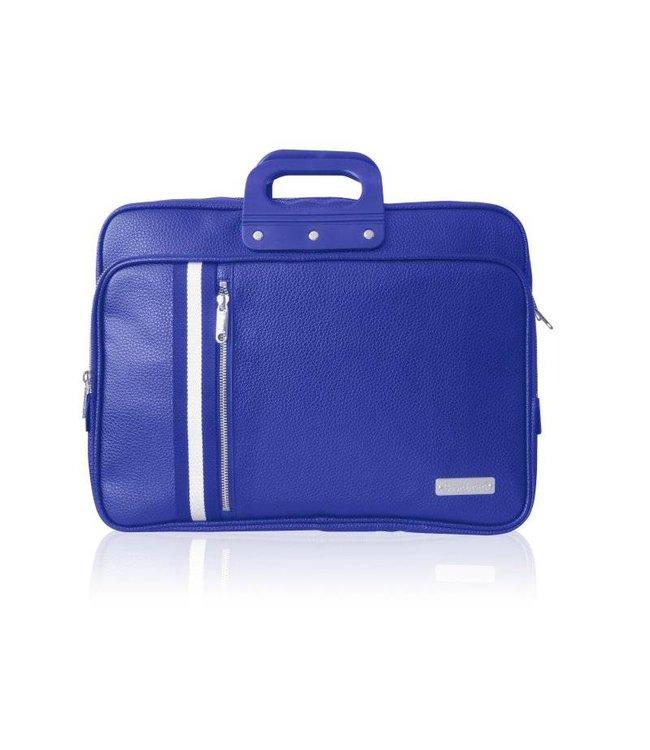 Bombata 24H CLUB Laptoptas 15,6 inch Cobalt Blauw