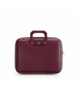 Bombata Medio Laptoptas 13 inch Burgondy