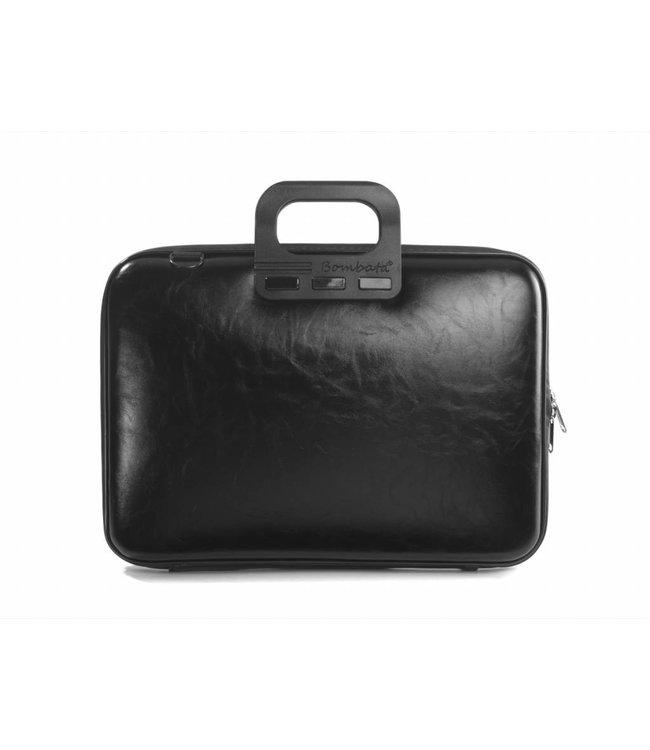 Bombata Evolution Laptoptas 15,6 inch Black