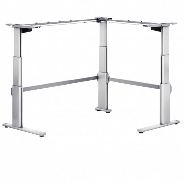 zit sta bureau tafel pro 251 m elektrisch. Black Bedroom Furniture Sets. Home Design Ideas