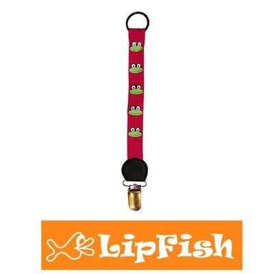 Lipfish Lipfish speenkoord cherry kikker