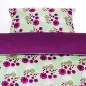 Blafre Design Bettbezug mit Eule