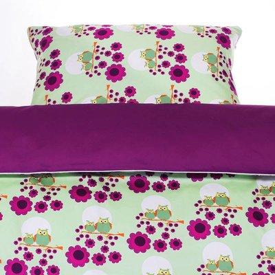 Blafre Design bed duvet cover owl
