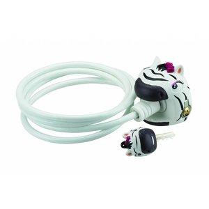 Crazy Safety Cable zebra
