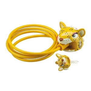 Crazy Safety Cable leopard