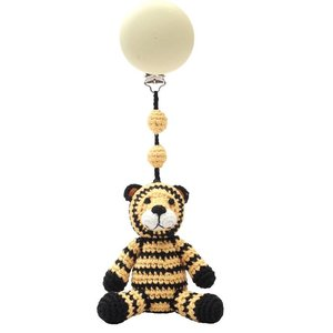 nature zoo of denmark baby mobile with clip tiger