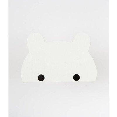 Thats Mine Kleiderhaken weißen Bären