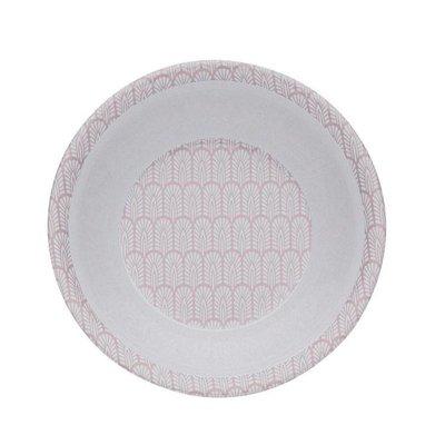 Filibabba melamine children dinnerware set Indian dusty rose