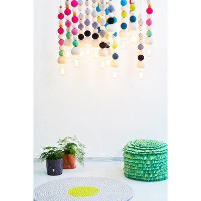 Aveva Design WOW hanglamp pastel