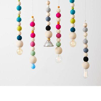 Aveva Design hanglamp pastel