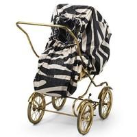 Elodie Details raincover pram or buggy zebra
