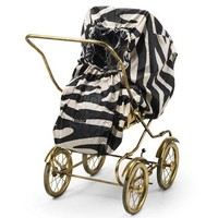 Elodie Details regenhoes kinderwagen of buggy zebra