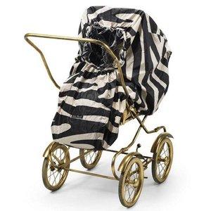 Elodie details Regenschutz Kinderwagen oder Buggy Zebra