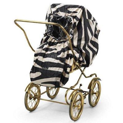 Elodie Details regenhoes kinderwagen of buggy zebra