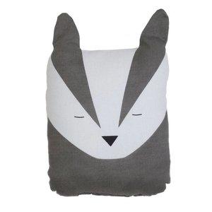 Fabelab cushion badger