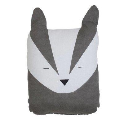 Fabelab Fabelab cushion badger