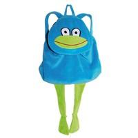 Lipfish backpack frog blue