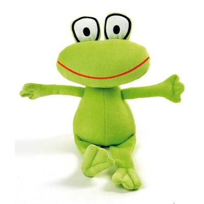 Lipfish plush frog Janne