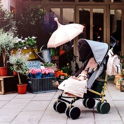 Kinderwagen Sonnenschirm