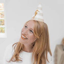 Papier Partei Hüte