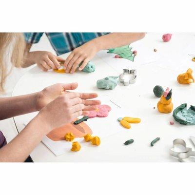 Ailefo Play-Doh Holz Stempel Elefant