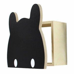 Thats Mine wall cabinet black bear