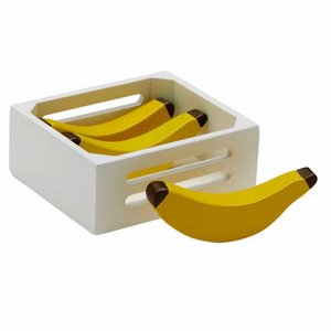 Kids Concept wooden toy bananas