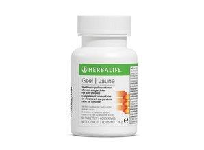 Thermojetics Yellow gele tabletten 60 tabletten