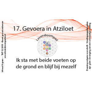 Levensboompaden 17 Gevoera in Atziloet