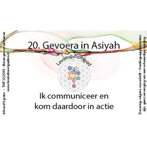 Levensboompaden 20 Gevoera in Asiyah