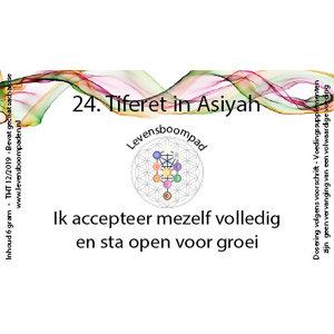 Levensboompaden 24 Tiferet in Asiyah