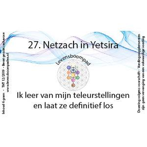 Levensboompaden 27 Netzach in Yetsira
