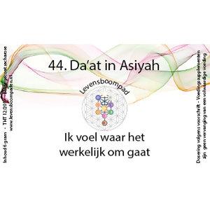 Levensboompaden 44 Da'at in Asiyah