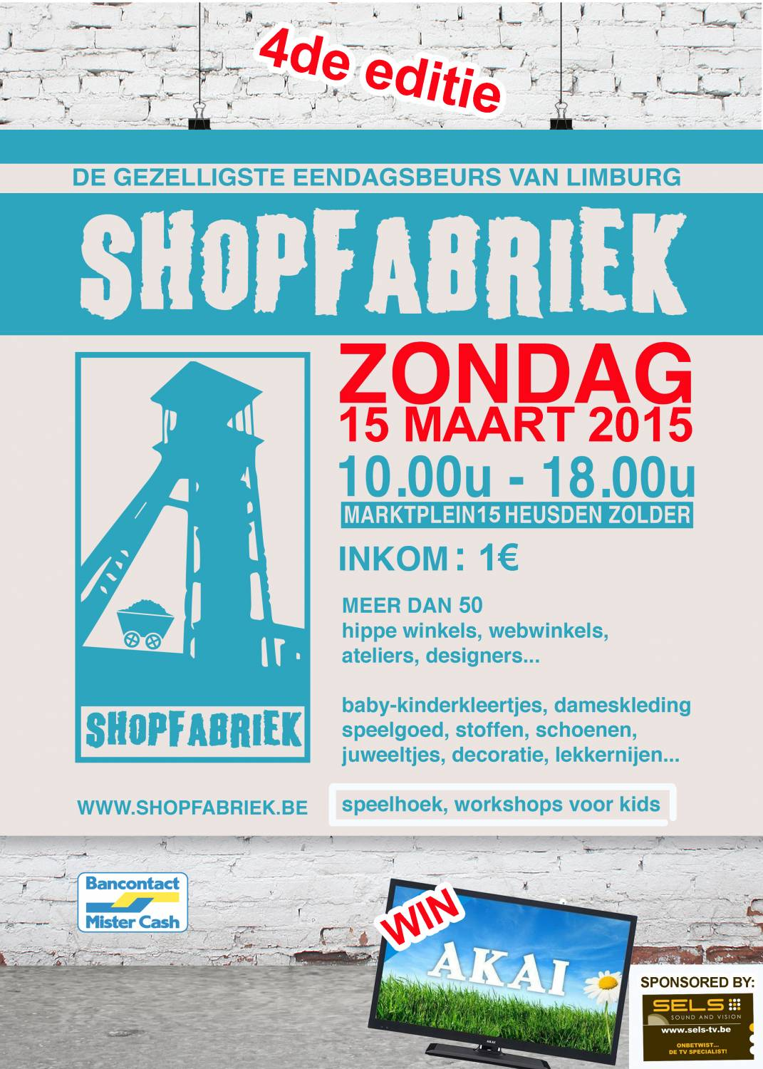 De Shopfabriek