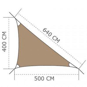 Umbrosa Ingenua driehoek 4 x 5 x 6,40