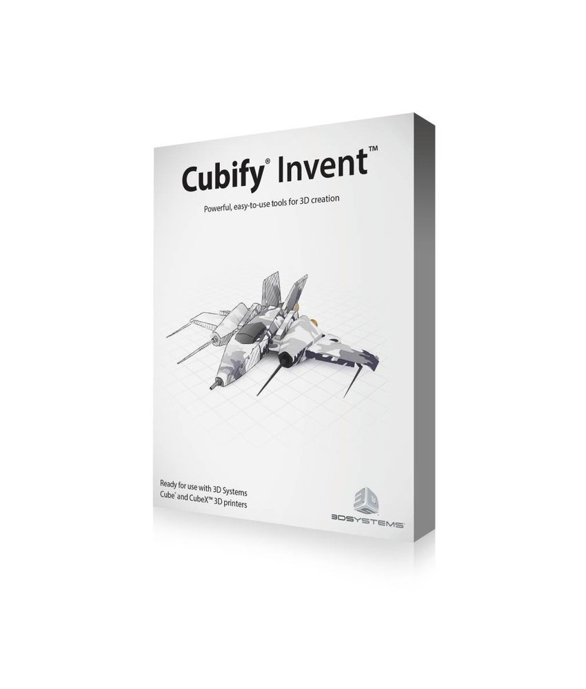 3D Systems Cubify Invent