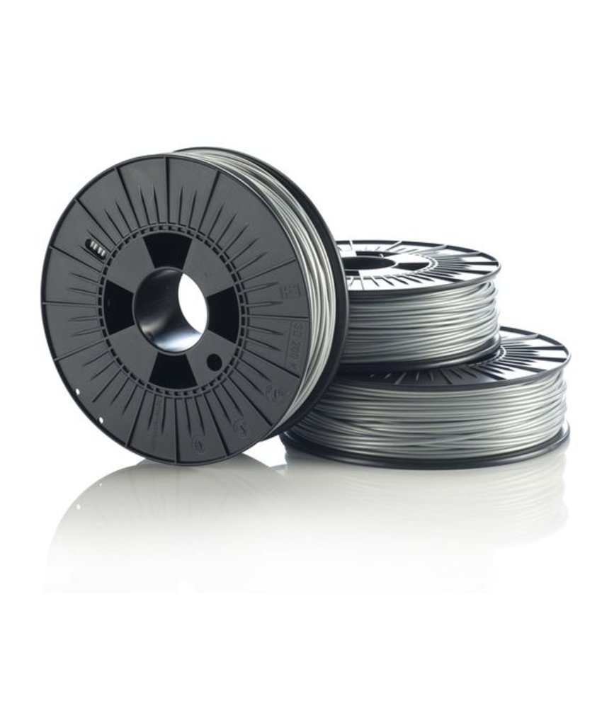 Ultimaker PLA Silver - Metallic